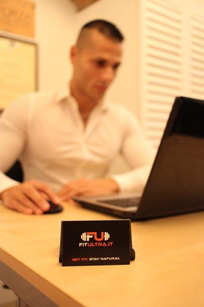 fitultra studio personal trainer