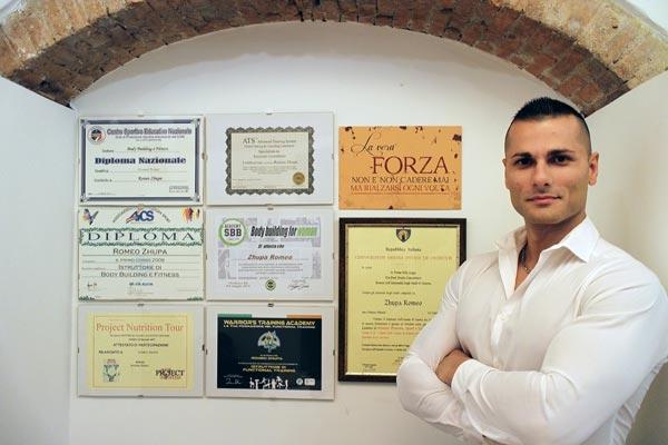 romeo certificati e diplomi